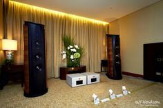 Goldmund Amps with Sonus Fabers