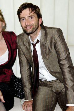 All The Times David Tennant Made Menswear Look Good