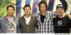 meet the cast of supernatural...how's that for favorite character? Lol...hard to decide...probably, mostly Sam though