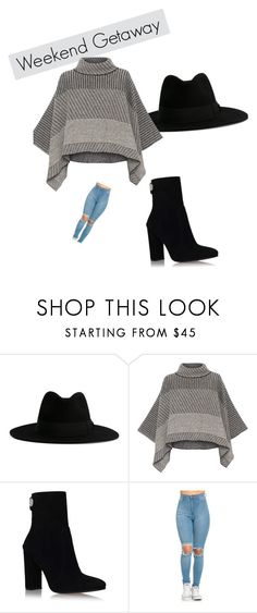 """""""Casual"""" by roses-014 ❤ liked on Polyvore featuring Yves Saint Laurent, Piazza Sempione and Gianvito Rossi"""