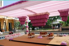 Picture from Amaahyaaj Photo Gallery on WedMeGood. Browse more such photos & get inspiration for your wedding Indian Wedding Decorations, Wedding Themes, Wedding Events, Table Decorations, Indian Theme, Quirky Decor, Event Decor, Ahmedabad, Real Weddings