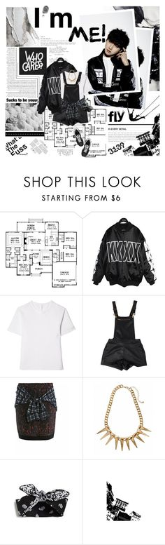 """""""Don't worry, I'm your man"""" by followmiiin ❤ liked on Polyvore featuring DESTIN, BoConcept, StyleNanda, SILENT by Damir Doma, 3.1 Phillip Lim and New Balance"""