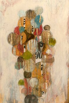 """""""Ball Stack 2"""" by Judy Paul 