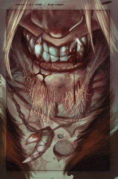Sabretooth •Adam Kubert