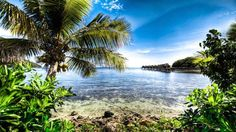 Les 333 îles et atolls qui forment les Fidji sont entourés de barrières de corail. Et les plus avent... - Photo Adam Selwood sur Flickr