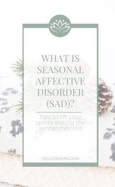 Do you have the Winter Blues? How you're feeling may be Seasonal Affective Disorder, or SAD. The good news is natural remedies can be used to help treat SAD. Click through to lift your spirits during the winter months. Spiritual Wellness, Holistic Wellness, Lifestyle Group, Healthy Lifestyle, Mindful Living, Live Long, Winter Months, Natural Health, Disorders