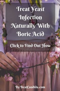 Natural Holistic Remedies Find out how to get rid of vaginal yeast infection fast and naturally using boric acid suppositories. Boric acid suppositories are an effective natural over the counter treatment for vaginal yeast infection and BV. Yeast Infection Treatment, Sinus Infection, Boric Acid Suppositories, Holistic Remedies, Natural Remedies, Health Remedies