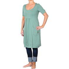 Miracle dress - eucalyptus