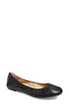 33a2f2249b45 Cole Haan  Manhattan  Leather Ballet Flat (Women) Comfortable Flats