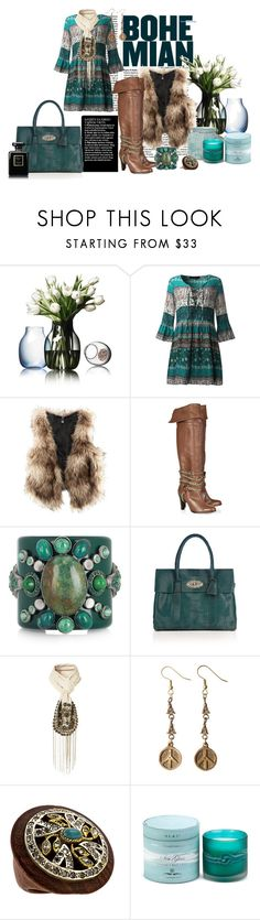 """""""How can it be possible"""" by ragd0ll ❤ liked on Polyvore featuring Menu, H&M, Antik Batik, Emilio Pucci, Mulberry, Alkemie, Gara Danielle, Patchington and Chanel"""
