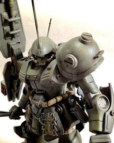 模型・プラモデル投稿コミュニティ【MG-モデラーズギャラリー】ガンプラ|AFV|ジオラマ| - HGUCマラサイ