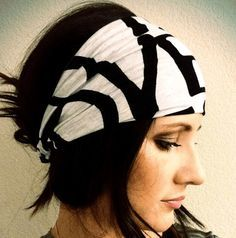 Short hair wrap The Cutest Head Wraps For Your Hair • Page 3 of 12 • BoredBug