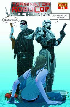 Terminator/RoboCop