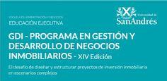 USA   GESTIÓN Y DESARROLLO DE NEGOCIOS INMOBILIARIOS  La Universidad de San Andrés convoca a la reunión informativa del programa en Gestión y Desarrollo de Negocios Inmobiliarios, que se realizará el jueves 27 de abril a las 19 horas.  Más info: http://ly.cpau.org/2oxnwVd  #AgendaCPAU #RecomendadoARQ