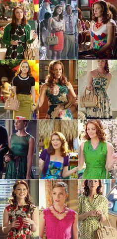 Character Fashion - Annabeth Nass - Hart of Dixie