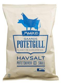 Packaging / Potetgull