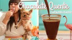 Chocolate quente - Raiza Costa