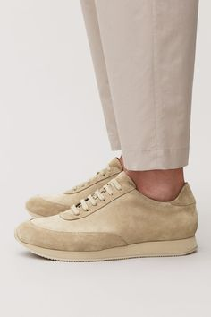 Detailed image of Cos suede sneakers in beige Suede Sneakers, Suede Shoes, Mens Party Wear, Mens Fashion 2018, Men's Fashion, Fashion Tips, Branded Shoes For Men, Mens Fashion Magazine, Latest Clothes For Men