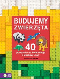 Budujemy zwierzęta. 40 pomysłów na konstrukcje z klocków Lego -   Elsmore Warren , tylko w empik.com: 18,83 zł. Przeczytaj recenzję Budujemy zwierzęta. 40 pomysłów na konstrukcje z klocków Lego. Zamów dostawę do dowolnego salonu i zapłać przy odbiorze!