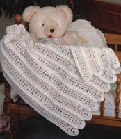 Ravelry: Mile A Minute Baby Afghan (archived) pattern by Caron Design Team Crochet Baby Blanket Free Pattern, Crochet Baby Blanket Beginner, Crochet Blanket Patterns, Baby Knitting, Free Crochet, Crochet Blankets, Crochet Ideas, Knitting Patterns, Crotchet Patterns