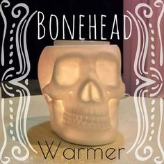Bonehead | Now available, click the pic to order! #Bonehead #Scentsy #