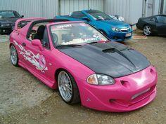 delsol | DesignerCars - Honda CRX - pink-sol honda del sol esi Pictures