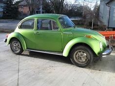 Rare VW Sun Bug - 1975 Volkswagen - London Collector Cars For Sale - Kijiji London Canada.