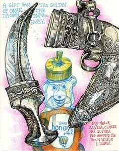 Tommy Kane's Art Blog: Mick Dagger
