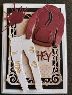 By, Gingerbread Cookies, Desserts, Cards, Gingerbread Cupcakes, Tailgate Desserts, Deserts, Postres, Dessert