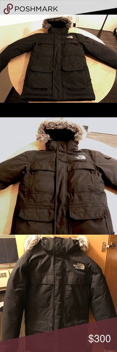 Men's McMurdo Parka III - The North Face Almost new ultra-warm, weatherproof McMurno Parka III from The North Face. Bought at the beginning of January (ticket available!) and only used a couple of times. I am selling it since I am moving to a warmer place and dont need it anymore. More details at thenorthface.com/shop/mens-mcmurdo-parka-iii-nf0a33rf The North Face Jackets & Coats Puffers