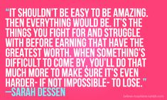 Sarah Dessen. LOVE this, and her.