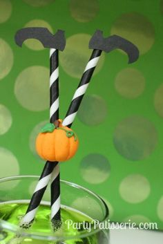 Sour Apple Witches Brew-DIY So cute! www.partypatisser...