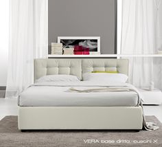 Letto Noctis - modello VERA. #arredamento #homeidea #matrimonio #wedding #design #dreamhouse #madeinitaly #interiordesign