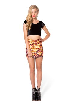 Honey I'm Home Wifey Skirt (48HR) by Black Milk Clothing $50AUD