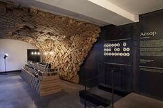 Aesop Pop-Up - Picture gallery