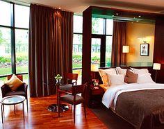 Edinburgh Luxury Hotel  #viventeconnect