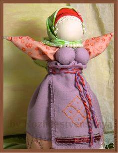 Кукла-оберег Званка-Желанка