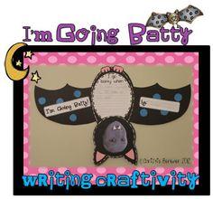 Bat Writing Craftivity & More!
