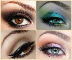 Výsledok vyhľadávania obrázkov pre dopyt líčenie hnedých očí Make Up, Makeup, Beauty Makeup, Bronzer Makeup