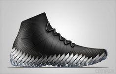 air jordans brett forklift the ;) 02 Air Jordan Line Reinvented by Brett Golliff Sneakers Sketch, Sneakers Mode, Sneakers Fashion, All Black Sneakers, Fashion Shoes, Shoes Sneakers, Sports Footwear, Sports Shoes, Zapatillas Nike Jordan
