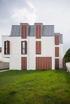Soul Architecture, Giaime Meloni · SOUL architecture + TAZK - HOUSING