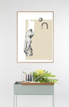 Helene Egeland // Venus in beige heleneegeland.no