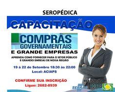 ACIAPS E SEBRAE CAPACITA EMPRESÁRIOS DE SEROPÉDICA
