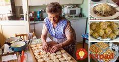 Úžasné recepty našich babičiek, na ktoré by sa nemalo zabudnúť. Na ich prípravu nepotrebujete ani gram mäska.