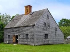 Jethro Coffin House tells tale of old Nantucket