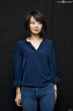 Doona Bae lors de la conférence de presse du film Cloud Atlas à Los Angeles le 13 octobre 2012