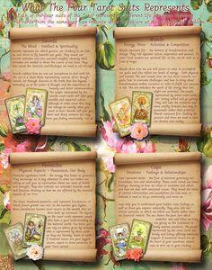What the Tarot Suits Represent True Tarot, Tarot Card Spreads, Tarot Astrology, Oracle Tarot, Tarot Card Meanings, Cartomancy, Tarot Readers, Card Reading, Tarot Decks