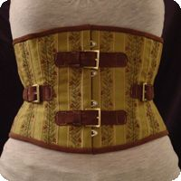 Tutorials and Articles – Corsetry » By Sidney Eileen