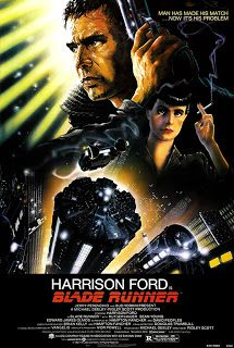 De cine no Esquío: Blade Runner Daryl Hannah, Sci Fiction Movies, Sci Fi Movies, Science Fiction, Indie Movies, Watch Movies, Action Movies, Harrison Ford, 80s Movie Posters