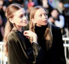 Ashley & Mary-Kate Olsen